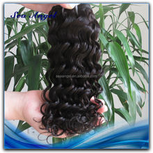 Double Wefts Full Ends Tangle Free virgin filipino hair