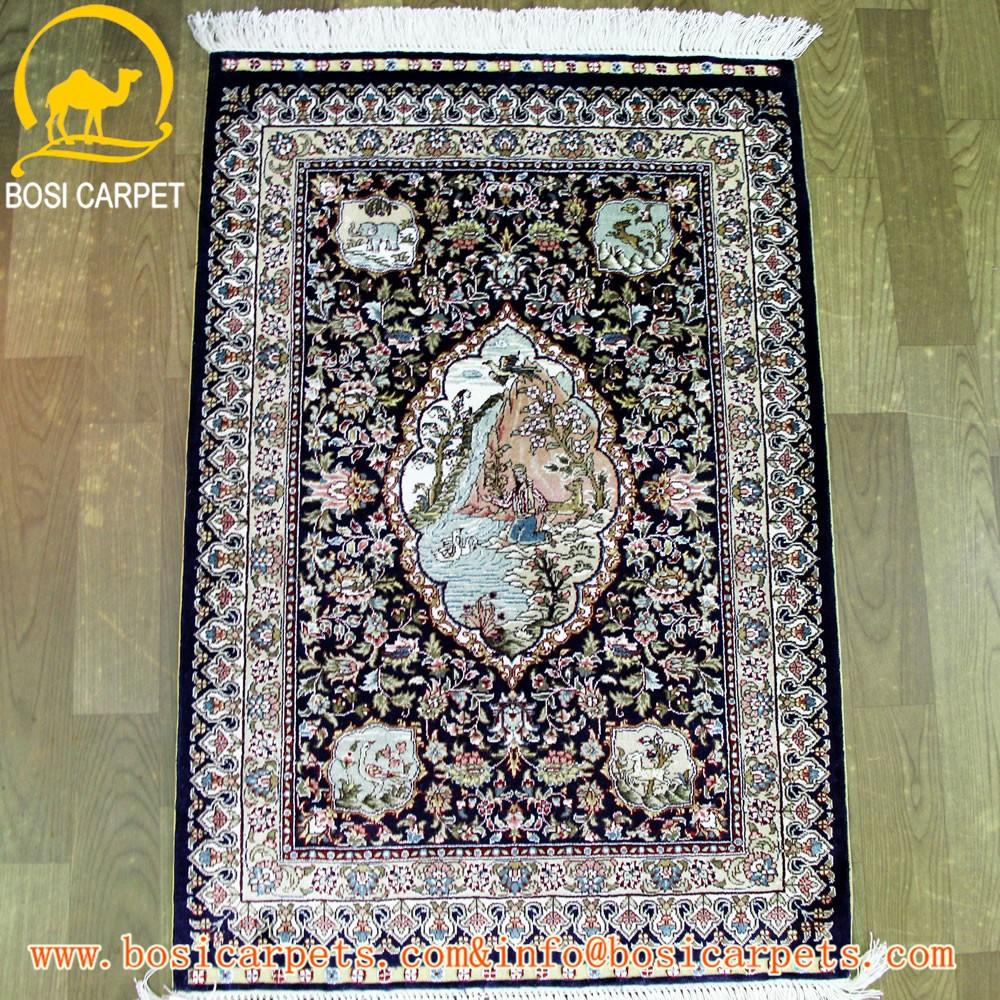 2x3ft turc tapis de soie tapis fait main accueil textile turquie pri re tapis tabriz tapis prix. Black Bedroom Furniture Sets. Home Design Ideas