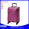 Alibaba China Suitcase Manufacturer high quality travel suitcase 4 wheels aluminum trolley luggage bag on sale