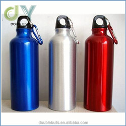 Made in china hot selling logo printing Sport Drinking Bottle Aluminum drink bottle promotion bottle