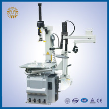 Pneumatic retroverted tipback auto and car hydraulic tyre repair machine with CE TUV ISO9001 approved
