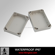 plastic outdoor electrical junction enclosure/ IP66 ABS waterproof box