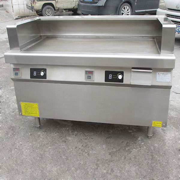 Industrial Electric Grill ~ Commercial electric grill beef burger machine induction