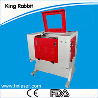New products 2015 King Rabbit 3050SC 40W Laser engraver