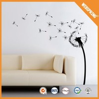 00-0001 Alibaba China fashion wall stickers home decor, removable wall sticker wholesale kids vinyl decorative wall sticker