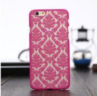 Vintage Palace Flower Pattern Fashion Luxury Phone Case Cover for Apple IPhone 5 5G 5s Cases