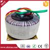 Electric power toroidal transformer 440v 220v