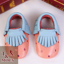 2015 china supplier soft wholesale soft sole baby leather shoes for baby shoes