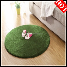 microfiber polyester shaggy round rug cheap rugs and carpets for living