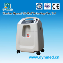 concentrador de oxígeno clínica médica