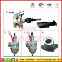 Orignal factory Motorcycle parts /tricycle parts reverse gear boxs & carburetor carburetor interface