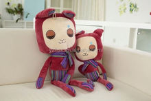 FACTORY DIRECTLY!! Custom Design adult plush toys made in china