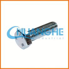 High Tensile Fastener nut and bolt, stainless steel wood anchor bolts