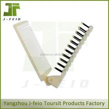 professional plastic hair comb ,plastic comb binding