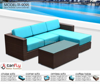 cheap outdoor wicker sectional sofa l shaped