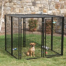 2015 hot sale best-selling China factory design indoor dog kennels best dog kennels6x10x6 dog kennels