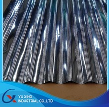 JIS G3302 SGCC corrugated galvanized steel sheet