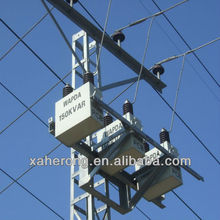 pole mounted HV reactive power compensation