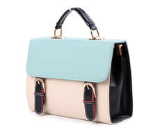 Bz1248 2015 new handbag wholesale clearance Korean mixed color ladies shoulder bags