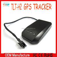 Manufactory directly sale! Anywhere Best Quad Band Motorcycle Motorbike GSM/GPS Tracker TLT-H2