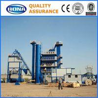 Asphalt in Construction Manufacturer Batch 105t/h Asphalt Mixing Station
