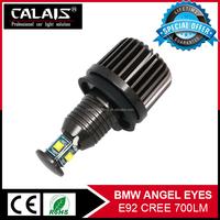 Super bright high quality Auto Led 40W car daytime lighting E92 canbus Angel Eyes