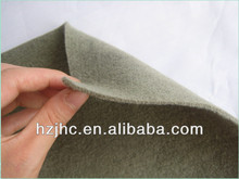 Whole sale 1mm polyester nonwoven needle felt ball cover fabric online