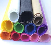 thick nonwoven wool pressed felt