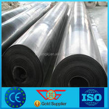 hdpe waterproofing polymeric sheet/ impermeable membrane liner