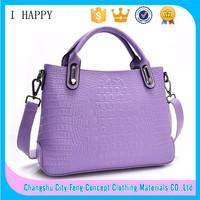 2015 Genuine Leather bags woman Designer lady handbag