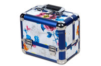 china-chinese style makeup cases personalized beauty case with safe lock