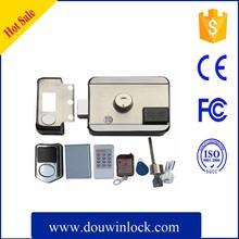 residential keyness rim lock with high quality