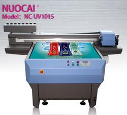 In store new uv screen printing machine