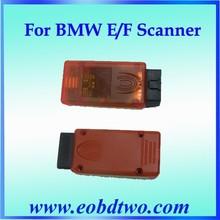 para BMW E F escáner con alta calidad para BMW E / F escáner soporte 166 tipos de ECU