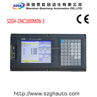 Powerful with RS232 Communication port 3 axis milling CNC controller
