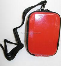 Storage Bag Black Zipper Digital Camera Compact Hard Case Box For Gift