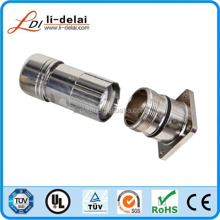 Servo Motor Connector Cm10 And M23 Connector From Shenzhen
