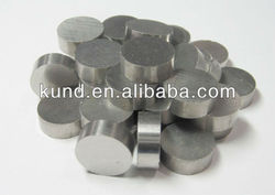 disc sintered Alnico magnets