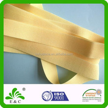 Solid Dyed Smooth Touch Knitted Soft Nylon Elastic Band
