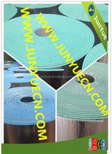 2015 Suzhou New Materials Foam Foil Faced XPE Foam Insulation