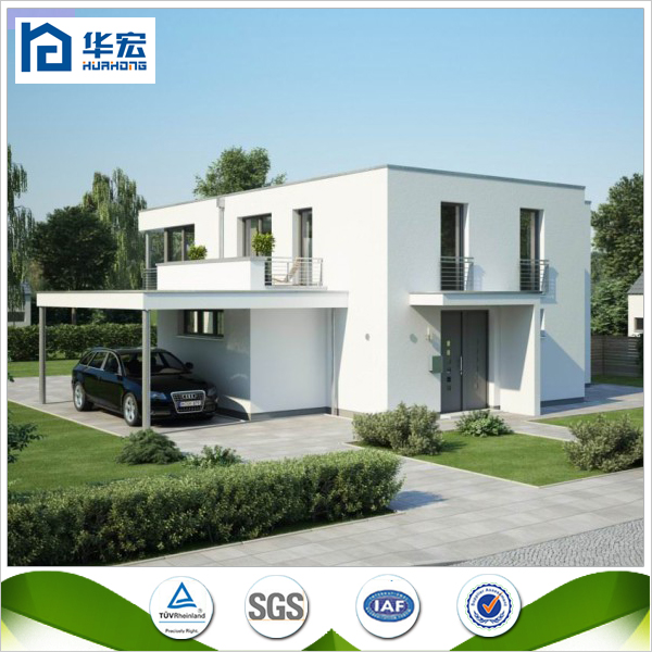 Modern design fast assembly steel frame low cost china Low cost modern homes