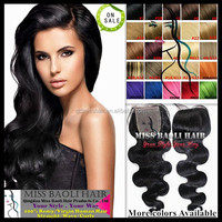 2015 Best Selling Quick Delivery Tangle Free Factory Price Soft Smooth Dyeable 100% Virgin Peruvian Hair Lace Closures
