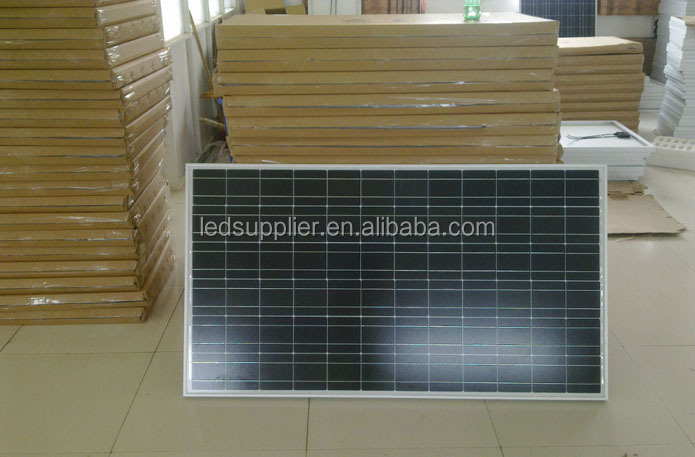 Cheap High Efficiency 5-250W china panels solar With CE RoHS IEC