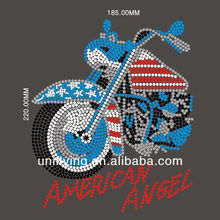 Rhinestone transfer motorcycle quality guaranteed