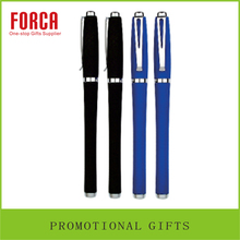 Fashion Plastic Metal Pen with Metal \ Ball Pen\ Silver Refill Pen Promotions