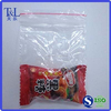 Hot sale in US market for food packaging and storage! LDPE plastic bag zip lock plastic bag