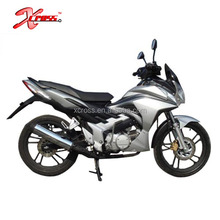 New Style 70CC Racing Motorcycle/Sports Bike Wide Tyres For Sale X-Wind 70