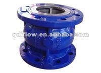 Cast Iron flanged non slam check valve