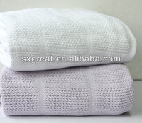 100% cotton cotton hospital bed sheet blanket