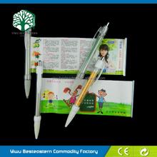 Cheap Banner Ball Pen, Retractable Cheap Banner Pen, Keychain Banner Pen